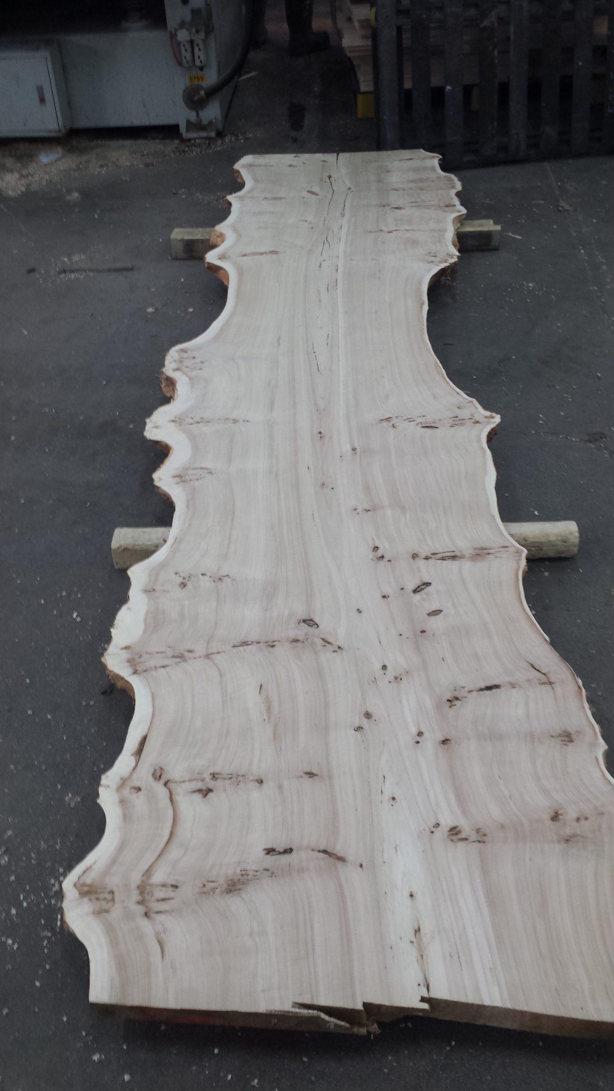 Mappa Burl Kiln Dried Wood Slabs